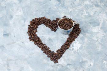 de perfecte koffiebonen
