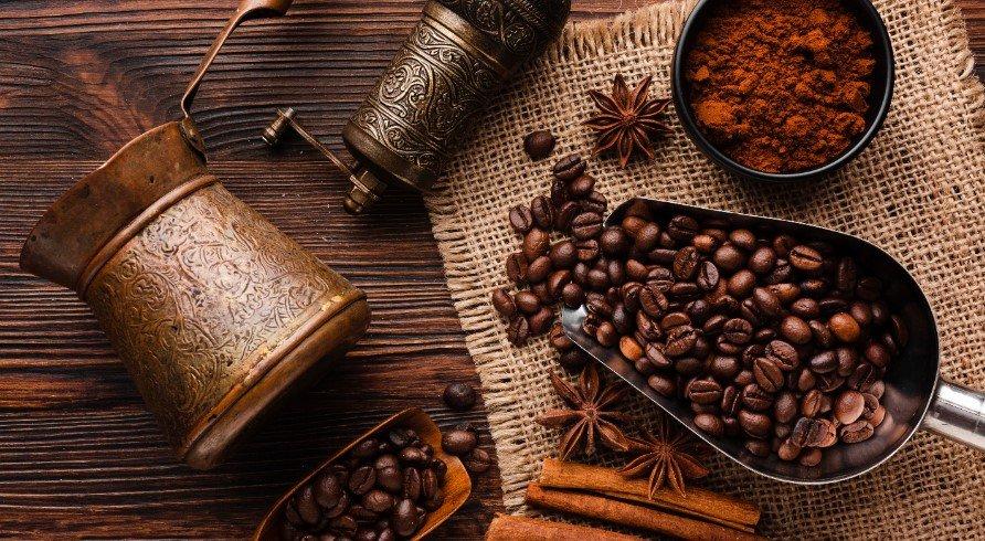 perfecte koffiebonen