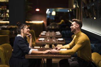 valentijn cadeau date restaurant